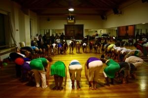 stage di danza afro-cubana, accompagnato da PIRI MANLEY LOPEZ