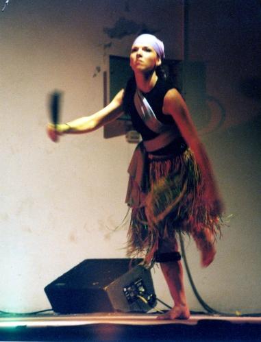 Oggun - coreografia Franca Aimone