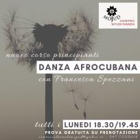 nuovo corso princ afrocubano locandina 1